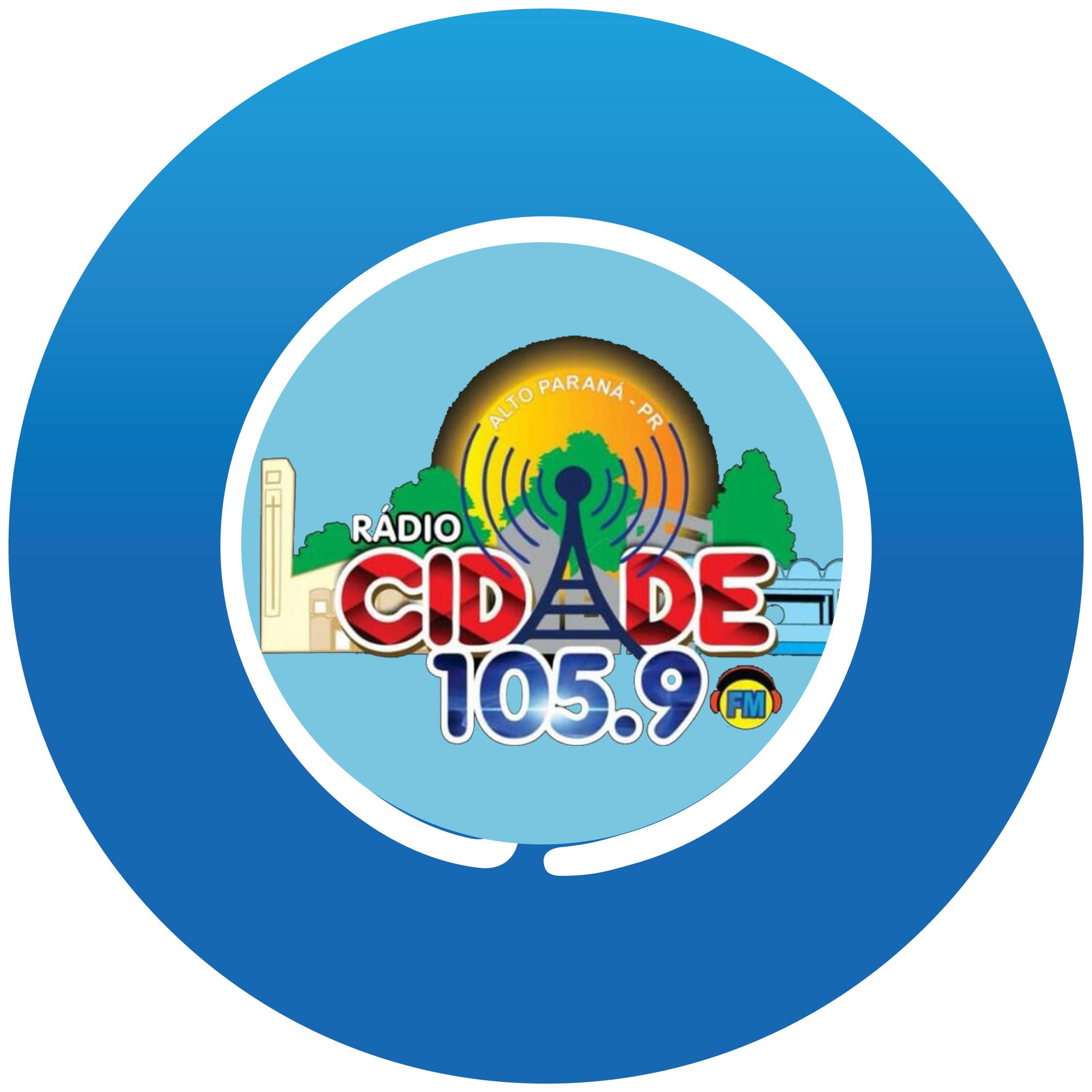 RADIO CIDADE FM 105,9 FM